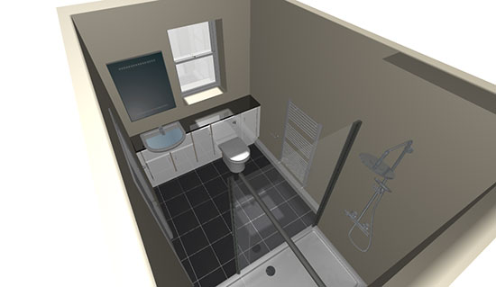 Applegate - first floor ensuite