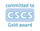 Committed to CSCS Gold Award