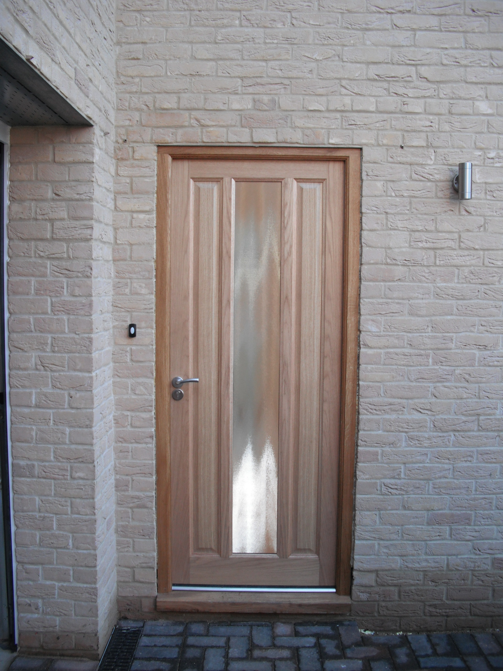 Glazed Panel Door